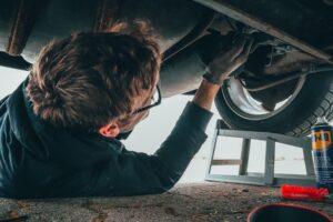 Auto Repair Stock