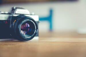 Photographer stock