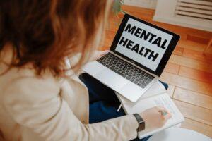 mental health stock