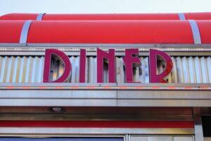 Diner Stock