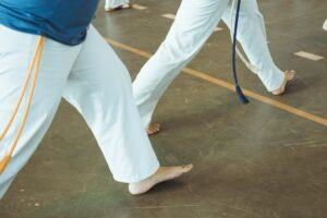 martial arts stock